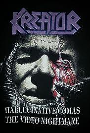 Kreator - Hallucinative Comas Poster