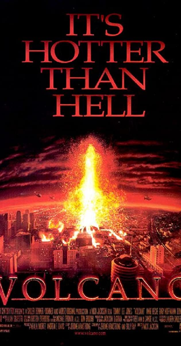 Volcano 1997  IMDb