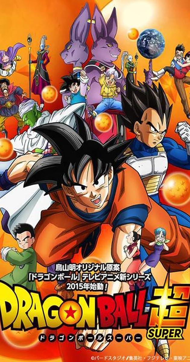 Drakonų kova super / Dragon Ball Super (2015)