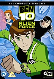 Ben 10: Alien Force Poster - TV Show Forum, Cast, Reviews