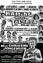 Kaming mga talyada: We Who Are Sexy Poster