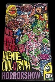Nightmare Theatre's Late Night Chill-o-Rama Horror Show Vol. 1 Poster