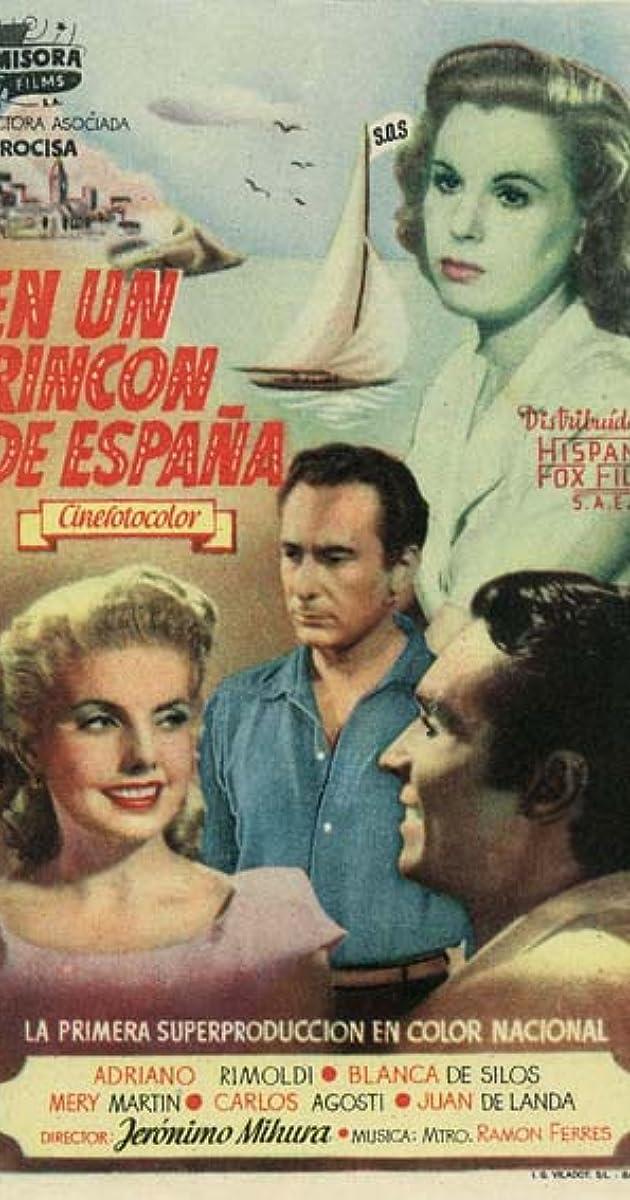En Un Rincon De Espana 1949 Imdb