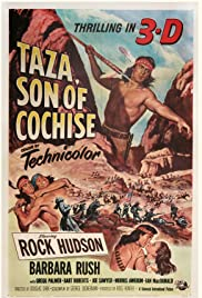 Taza, Son of Cochise (1954) Poster - Movie Forum, Cast, Reviews