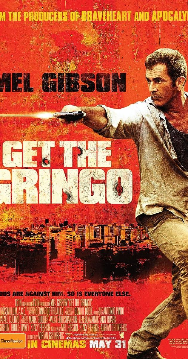 Sumautos atostogos Meksikoje / Get the Gringo (2012) Online