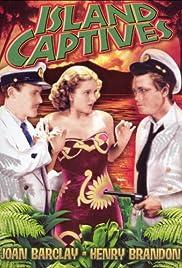Island Captives Poster