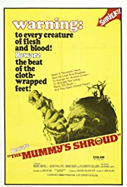 The Mummy's Shroud Poster