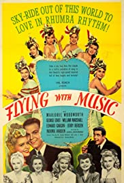 Flying with Music Poster