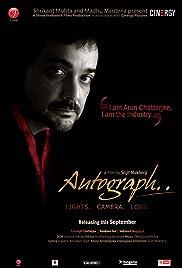Autograph Poster