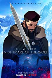 The Witcher: Nightmare of the Wolf (2021) poster