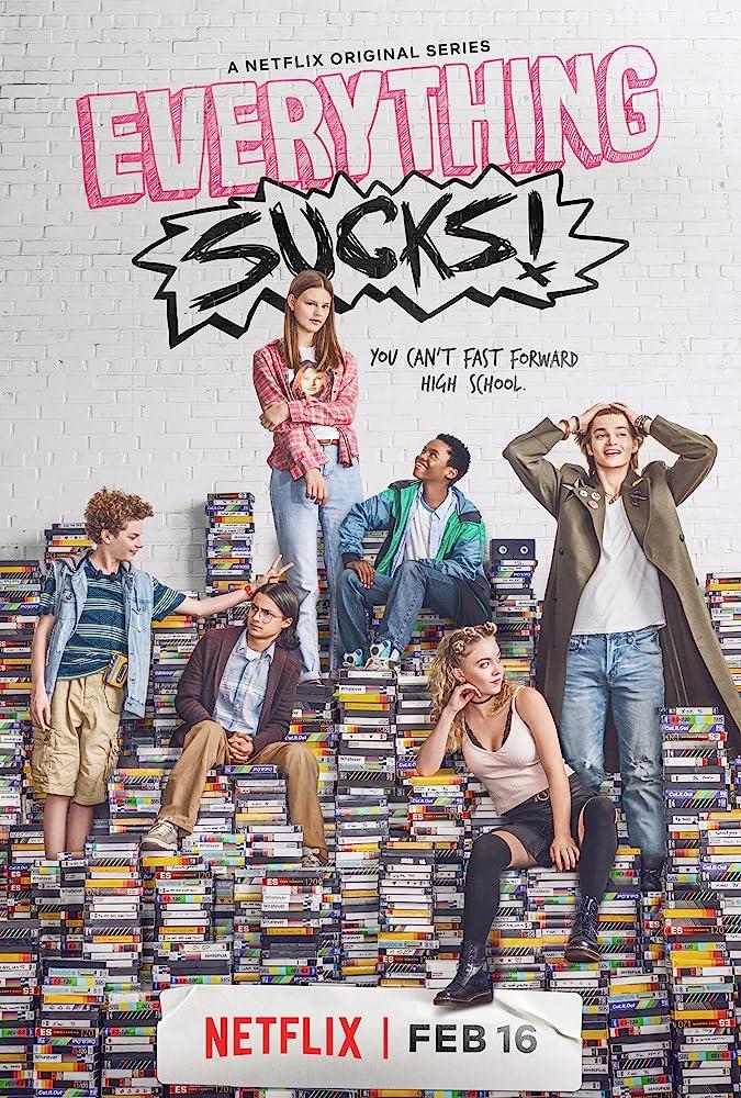 Everything Sucks! (Tv Series)