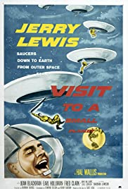 Visit to a Small Planet (1960) Poster - Movie Forum, Cast, Reviews
