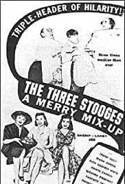 A Merry Mix-up Poster
