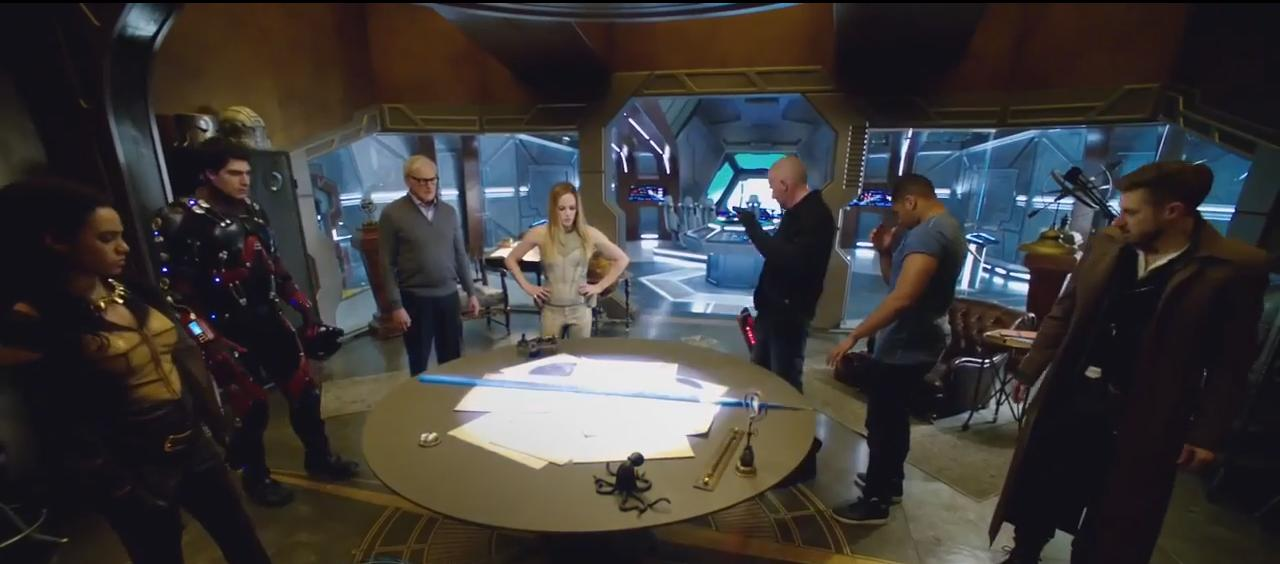 Legends of Tomorrow S03E01 – Aruba-Con, serial online subtitrat în Română