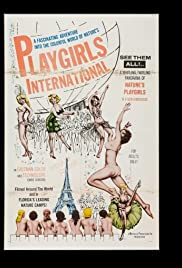 Playgirls International Poster