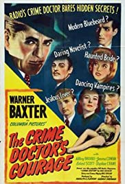 The Crime Doctor's Courage (1945) Poster - Movie Forum, Cast, Reviews