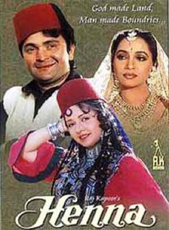Henna 1991 720p HDRip WAtch Online Free Download At Movies365