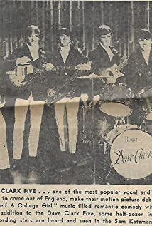 The Dave Clark Five Picture