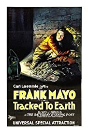 Tracked to Earth Poster