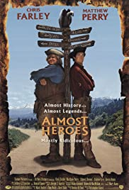 Almost Heroes (1998) Poster - Movie Forum, Cast, Reviews