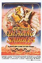 Blazing Saddles (1974) Poster