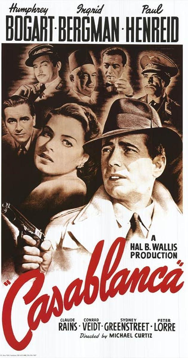 Kasablanka / Casablanca (1942) Online