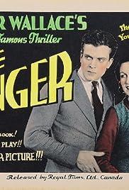 The Gaunt Stranger Poster