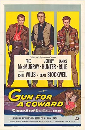 Gun for a Coward (1957)