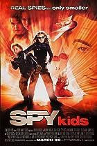 Spy Kids (2001) Poster