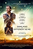 Same Kind of Different as Me (2017) Poster