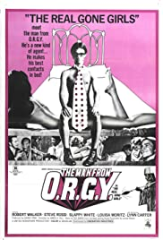 The Man from O.R.G.Y. Poster