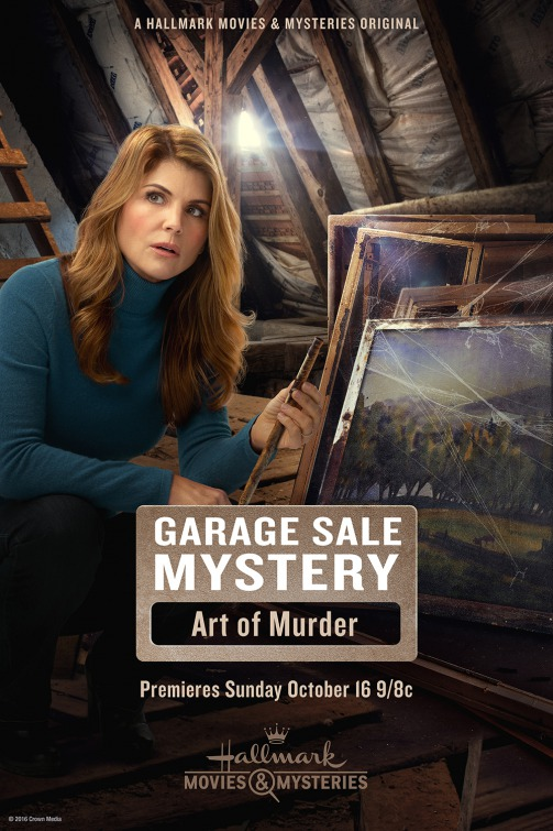 image Garage Sale Mystery: The Art of Murder (2016) (TV) Watch Full Movie Free Online