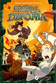 Goodbye Deponia Poster