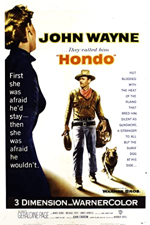 Hondo poster
