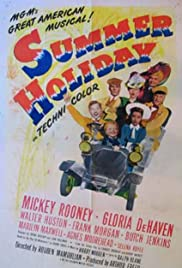 Summer Holiday (1948) Poster - Movie Forum, Cast, Reviews