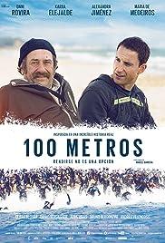 Poster of 100 metros