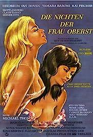 Die Nichten der Frau Oberst(1980) Poster - Movie Forum, Cast, Reviews