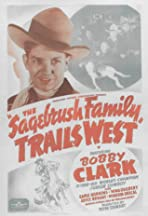 The Sagebrush Family Trails West