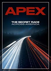 APEX: The Secret Race Across America (2019) poster