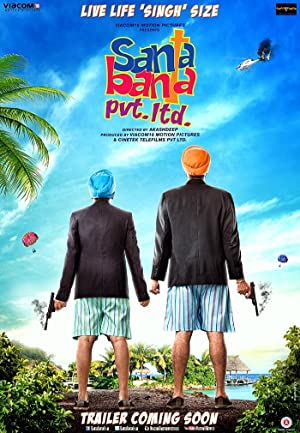 Santa Banta Pvt Ltd (2016) Download on Vidmate