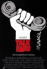 Talk Radio Poster