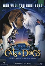 Primary image for Cats & Dogs