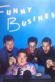 Funny Business Poster