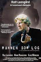Image of Mannen som log