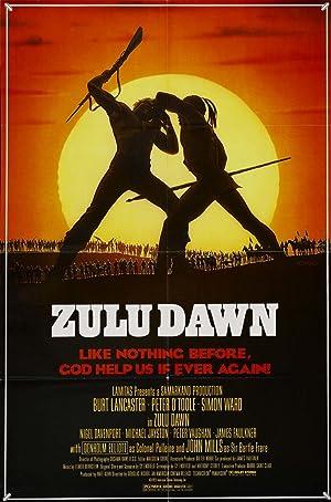 Zulu Dawn poster