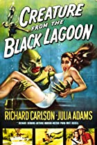 Creature from the Black Lagoon (1954) Poster