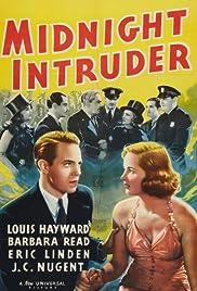 Midnight Intruder Poster
