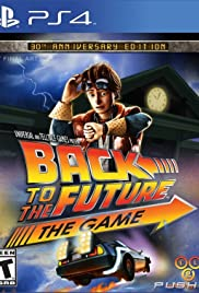 Back to the Future: The Game - Episode 3, Citizen Brown Poster
