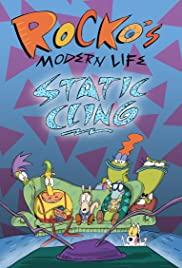 Poster of Rocko's Modern Life: Static Cling