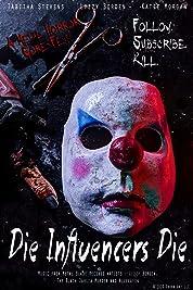 Die Influencers Die (2020) poster